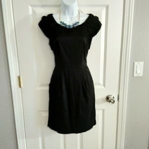 BcbgMaxAzria black mini dress size 2